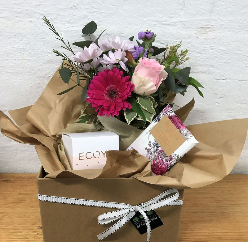 Gift Box Blooms of Yarrawonga