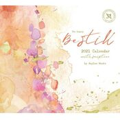 Be still by Amylee Weeks - Lang calendar 2021