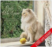 Cats we Love by Sueellen Ross - Lang calendar 2021