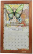 Contemporary Wall Calendar Frame