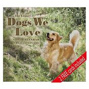 Dogs we Love by Sueellen Ross - Lang calendar 2021