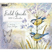 Field Guide by Susan Winget 2021 Wall Lang Calendar