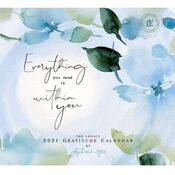 Gratitude by Stephanie Ryan - Scripture - Lang calendar