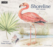 Shoreline by Susan Winget 2021 Lang Wall Calendar