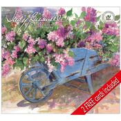 Watercolours by Judy Buswell - Lang calendar 2021