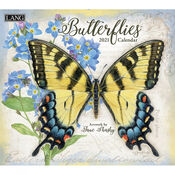 Butterflies by Jane Shasky 2021 Lang Wall Calendar
